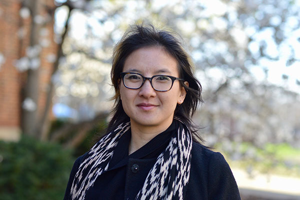 Chan receives Fulbright Specialist grant | College of Media