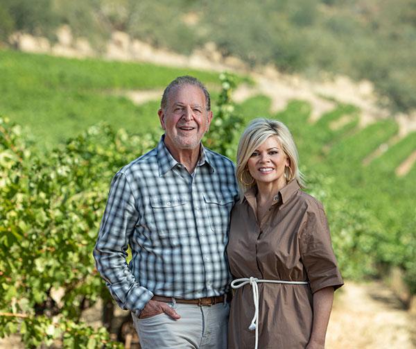 Richard and Leslie Frank