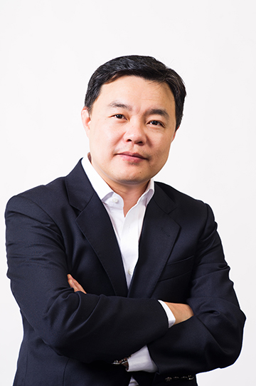 Interim head of advertising Mike Yao