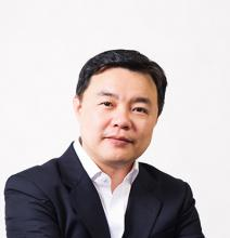 Interim head of Sandage Department of Advertising Mike Yao